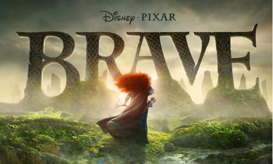 Brave - Disney Pixar - June 2012